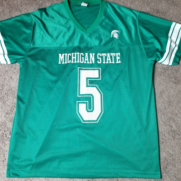 Signal Other - Signal XL Michigan State Spartans Jersey Green